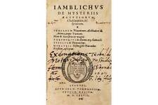 Iamblichus de Mysteriis Aegyptiorum, Chaldæorum, Assyriorum