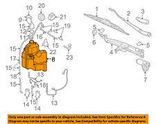 VOLVO OEM 05-09 S60 Wiper Washer-Windshield-Tank  Bottle Reservoir 8693773