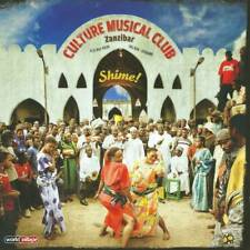 Culture Musical Club - Shime! [New & Sealed] CD