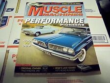 HEMMINGS MUSCLE MACHINES MARCH 2014