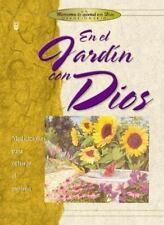 En el Jardin Con Dios (Spanish Edition)