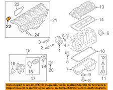 BMW OEM 08-17 X6-Engine Intake Manifold Gasket 11617547242