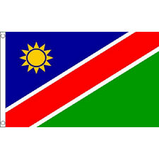 Namibia Flag 5Ft X 3Ft Africa African Country Banner With 2 Eyelets New