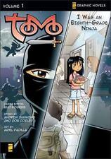 I Was an Eighth-Grade Ninja (Z Graphic Novels / Tomo)