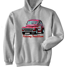 VOLVO PV 544 - GREY HOODIE - ALL SIZES IN STOCK