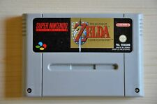 SNES-The Legend of Zelda: a Link to the Past para Super Nintendo