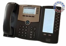 CISCO SPA514G 4-LINE IP PHONE CON MODULO SPA500DS-Include IVA e Garanzia