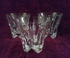 Lenox OASIS Double Old Fashioned Glasses - Set of 3 - FREE U.S. SHIPPING