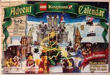 Lego Kingdoms 7952 Castle Advent Calendar 2010 - 167 pcs / 9 mini figures - NEW