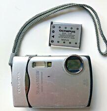 Olympus Stylus 850 SW 8MP Shock/Waterproof Camera