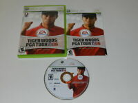 Tiger Woods 2006 Microsoft Xbox 360 Video Game Complete