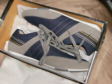 "Franco Vanucci S/Chase-1 Men's Lace Up Athetic Shoe Sz 8.5 Navy/Gray NWB ""LOOK"""