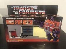 Transformers G1 Optimus Prime Reissue US 🇺🇸Seller NEW!