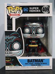 Funko Pop! - BATMAN (Dia De Los DC) 409 - DC Heroes