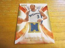 Caron Butler 2008-09 Hot Prospects Hot Materials #HMCB Relic Card NBA Wizards