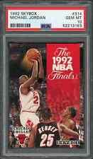 1992 93 Skybox #314 Michael Jordan PSA 10 GEM MINT