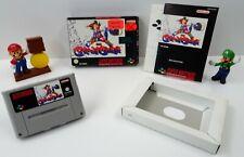 Super Nintendo SNES Spiel - Kid Klown in Crazy Chase + Anleitung + OVP