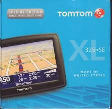 *NEW* TOM TOM XL 325 SE CAR GPS SPECIAL EDITION LIFETIME MAPS SEALED ORIG BOX