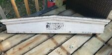 Vintage, Antique Window Pediment - Architectural Salvage  Chippy Paint