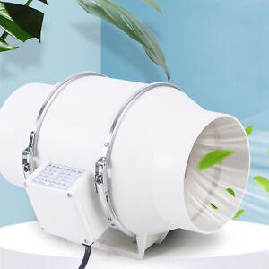 Rohrventilator Ventilator Gebläse Lüfter Vents Rohrlüfter 100mm 150mm 200mm