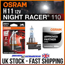 1x OSRAM H11 NIGHT RACER 110 FOR KTM ADVENTURE 1190 Adventure R ABS 01.13 -