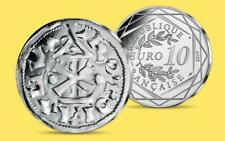 Silver Limited Edition Piéce d'Histoire €10 COIN 02/18 - IN THE UK!