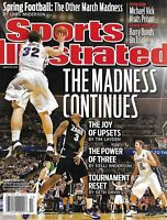 Sports Illustrated Magazine March Madness Spring Football Michael Vick 2011