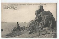 22 PORT BLANC , LE ROCHER DE LA SENTINELLE