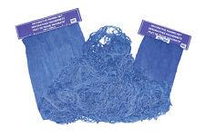 Fischernetz in Blau 200x400 cm - Perfekte maritime Dekoration - sc-5902
