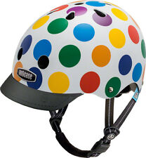 Nutcase Little Nutty Helmet: Dots XS