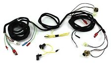 Mustang Tail Light Wiring Harness With Sockets 1970 - Alloy Metal Products