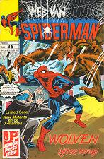 WEB VAN SPIDERMAN 36 - DE MISDADIGERS VAN NEW YORK (1989)