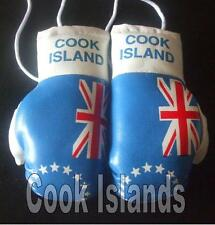 Cook Islands Flag/Cook Island mini boxing gloves 4 your car mirror-Get the best.
