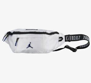 Nike Air JORDAN AJ CROSSBODY BAG WHITE One Size