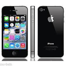 iphone 4 8gb-16gb-32gb Telus-Koodo-Bell-Virgin-Fido-Rogers-Unlocked-refurbished
