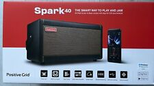 Spark 40 Guitar Amp Positive Grid BRAND NEW BOXED with Bag