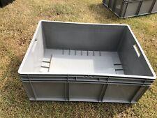Lagerbox Eurobox Lagerkiste 60x80x32 gebraucht
