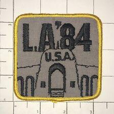 LA '84 USA Olympics Patch -  Los Angeles, California