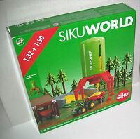 SIKU WORLD 1:32 & 1:50 Scale All Plastic VERTICAL SILO Number 5602 - No Grain