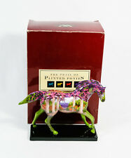 The Trail of Painted Ponies 1593 Floral Pony by Noel Espinoza Horse Figurine