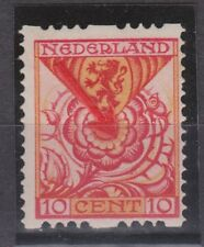 168 PM1 Roltanding 73 MNH PF plaatfout CW 350 VERY SPECIAL Nederland syncopated