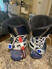 Rossignol SiS step in snowboard boots and bindings. Size 7 Mens. Ship USPS