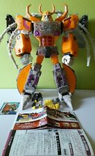 TRANSFORMERS ARMADA UNICRON TAKARA SUPERLINK LOOSE COMPLETE