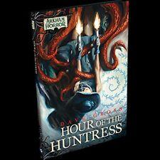 Arkham Horror Novella Hour of the Huntress