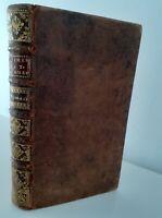 1722 POEMES DRAMATIQUES T. CORNEILLE FIGURES TAILLE DOUCE T.3 M. ESTIENNE PARIS