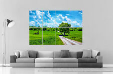 PAYSAGE NATURE LANDSCAPE  Wall Art Poster Grand format A0 Large Print