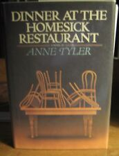 Dinner at the Homesick Restaurant, SIGNED FIRST EDITION, by Anne Tyler