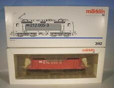 Märklin H0 Digital 3442 Elok BR 212 005-3 der DB in OVP #1492