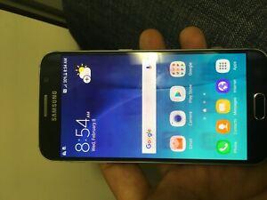 Samsung Galaxy S6 - 32GB - Black Sapphire (Unlocked) Smartphone