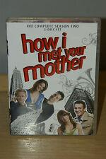 How I Met Your Mother Complete Season 2 Show Discs all 22 Episodes